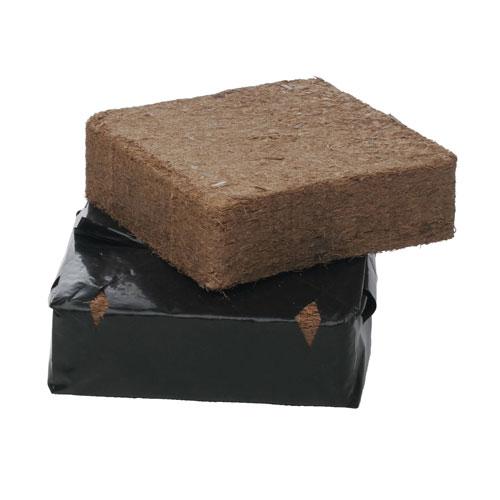 ATAMI Bounce lisovaný kokosový substrát 185x185x60mm, cena za 1ks