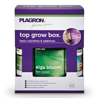 PLAGRON Top Grow Box Alga, sada hnojiv a doplňků