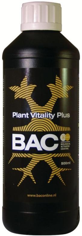 B.A.C. Plant Vitality Plus - 500ml koncentrát