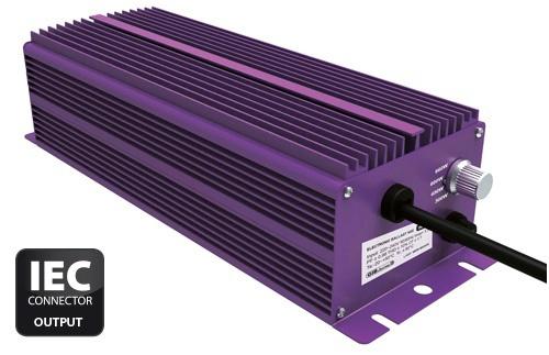 Elektronický předřadník GIB NXE 400W - se čtyřpolohovou regulací
