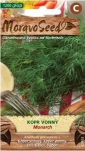Kopr vonný Monarch - Anethum graveolens L.