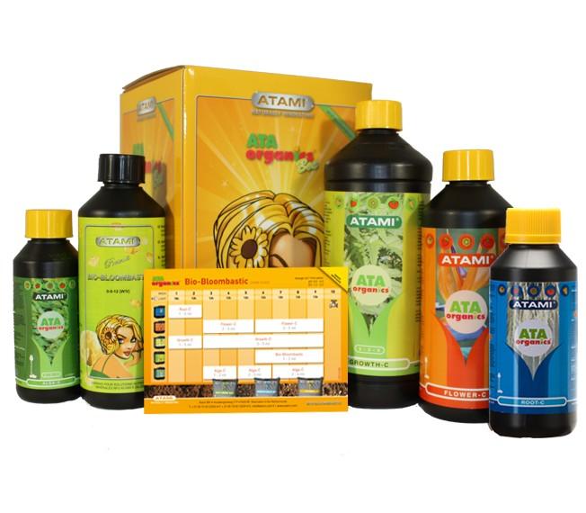 ATAMI ATA Organics Box Bio Bloombastic