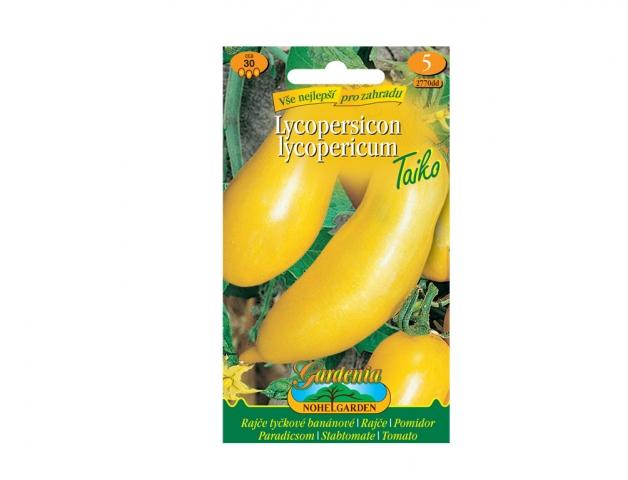 Rajče tyčkové banánové Taiko
