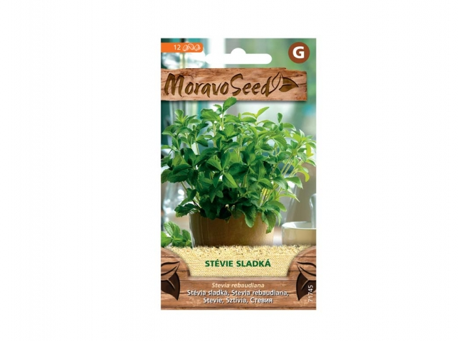 Stévie sladká - Stevia rebaudiana