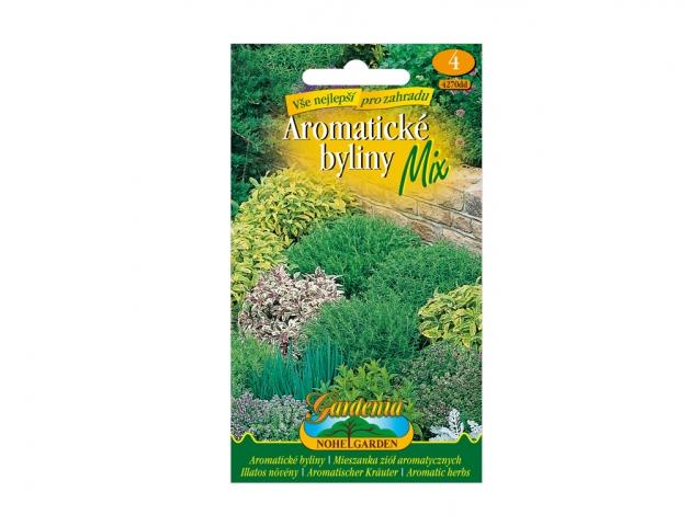 Směs aromatických bylin