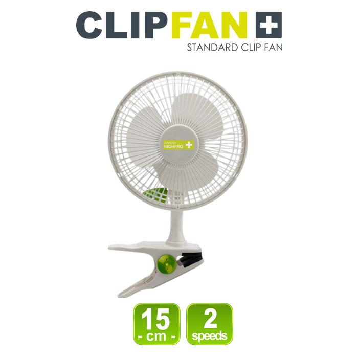 Ventilátor Garden Highpro Clip Fan 15CM / 15W