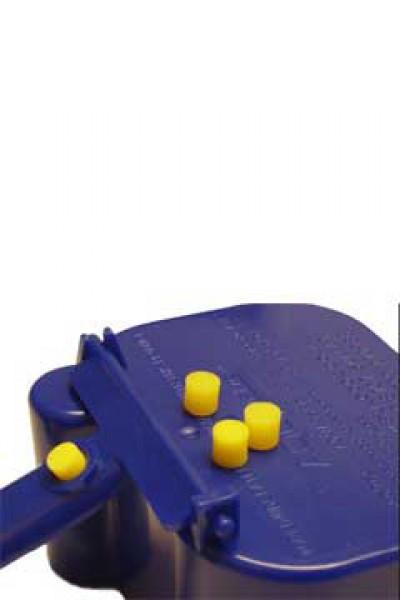 Silikonové těsnění Autopot, žluté