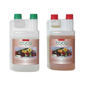 Canna Coco A+B sada 1l, růstové a květové hnojivo
