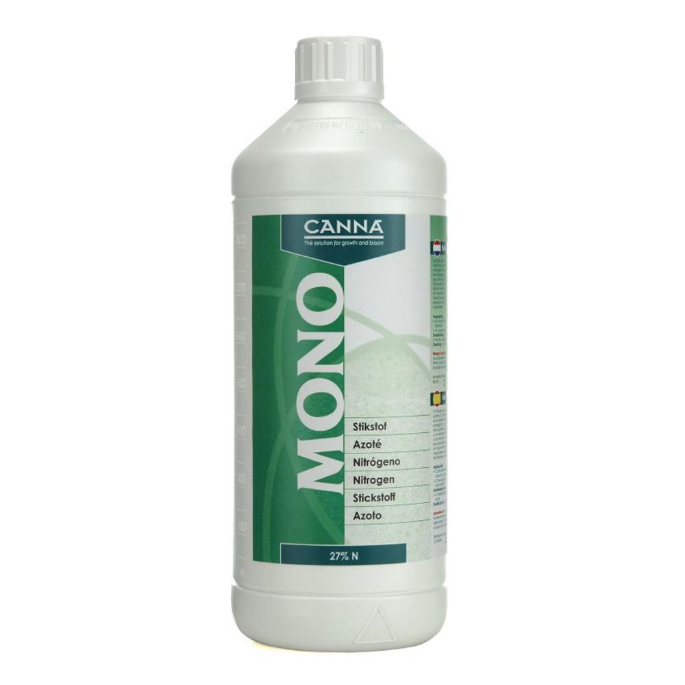 Canna Mono Dusík, N 27%, 1L