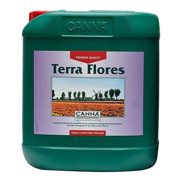 Canna Terra Flores 10l, květové hnojivo