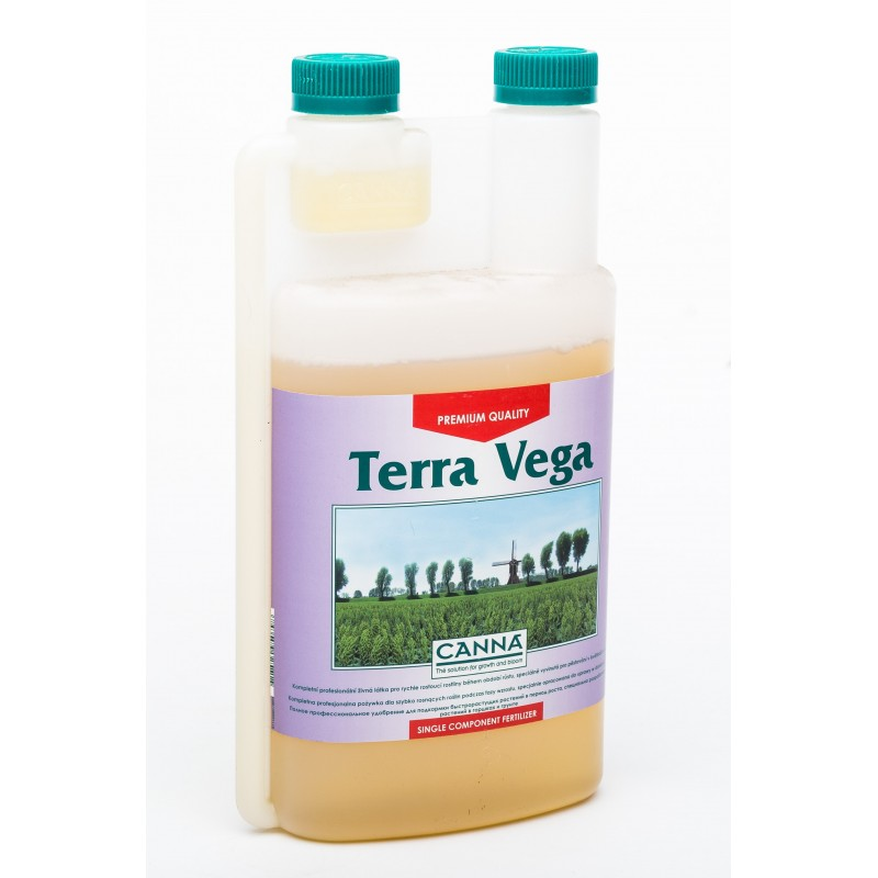Canna Terra Vega 1l, růstové hnojivo