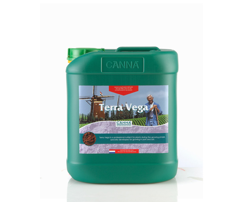 Canna Terra Vega 5l, růstové hnojivo