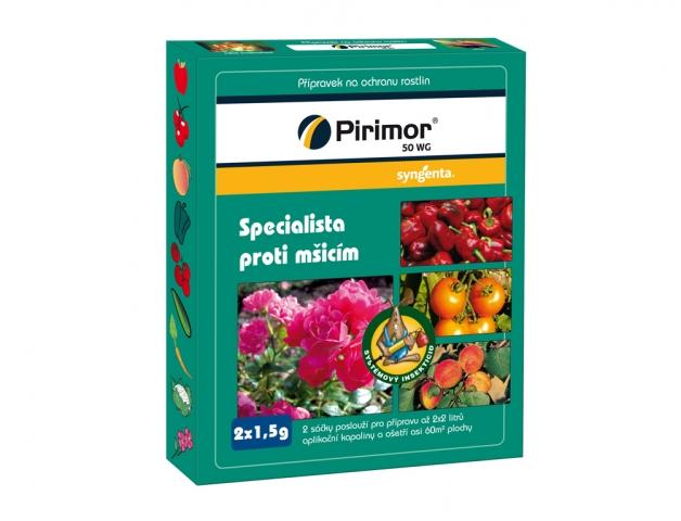 Pirimor 50WG 2x1,5g, insekticid