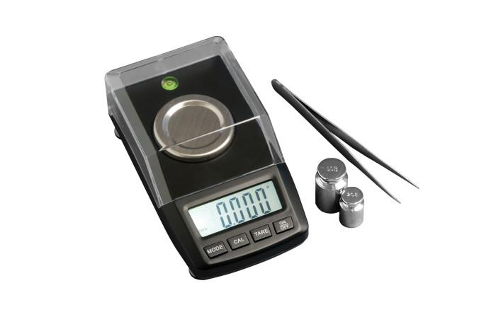 Váha Carat Scale, 50g/0,001g