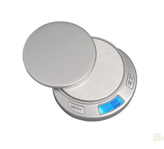 Váha Round Scale 500g/0,1g