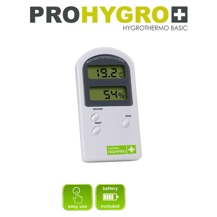 Digitální Thermo-Hygro metr BASIC bez sondy!