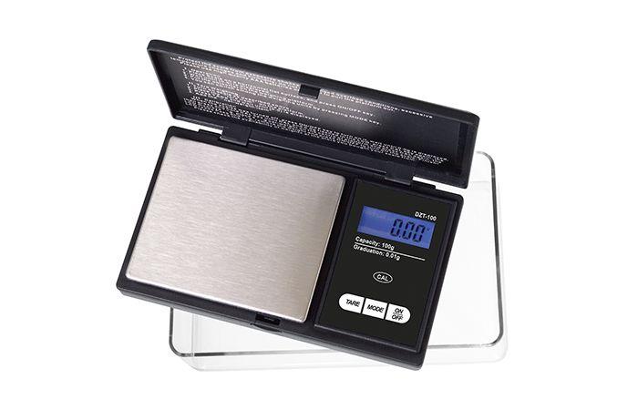 Váha Large Tray Miniscale, 100g/0,01g