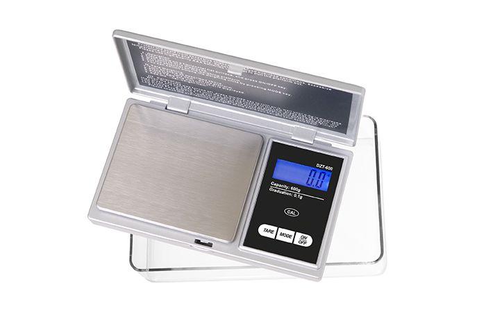 Váha Large Tray Miniscale, 600g/0,1g