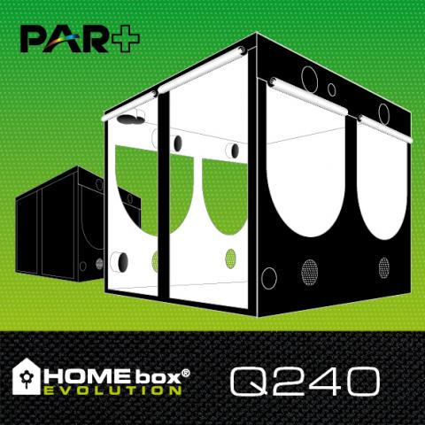 HOMEBox Evolution Q240- 240x240x200cm- DOPRODEJ!