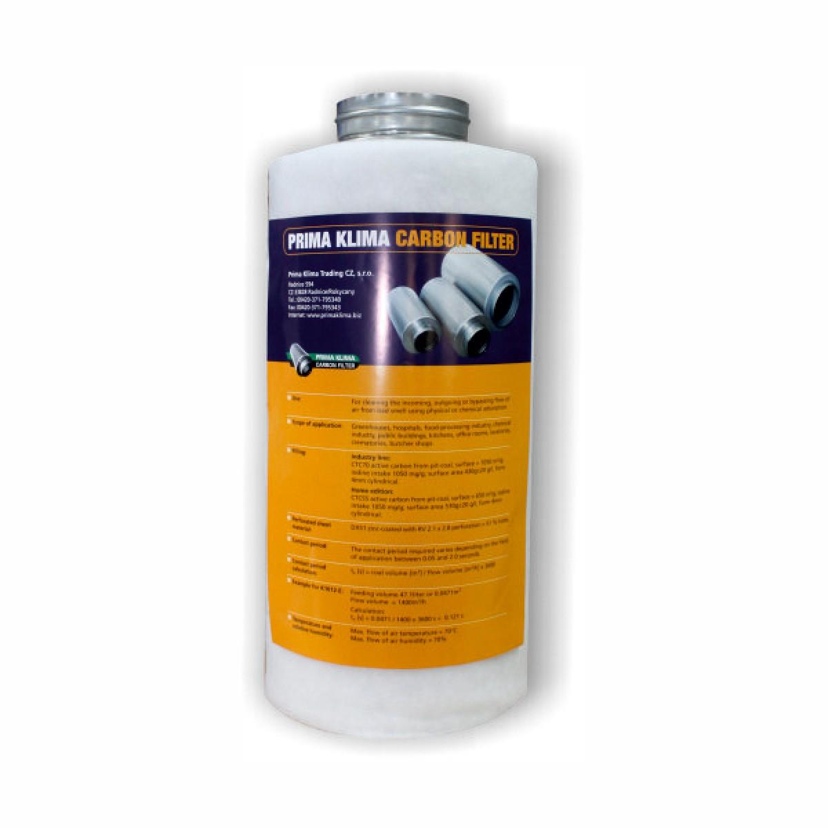Filter Prima Klima Industry line - 520m3/hodrn