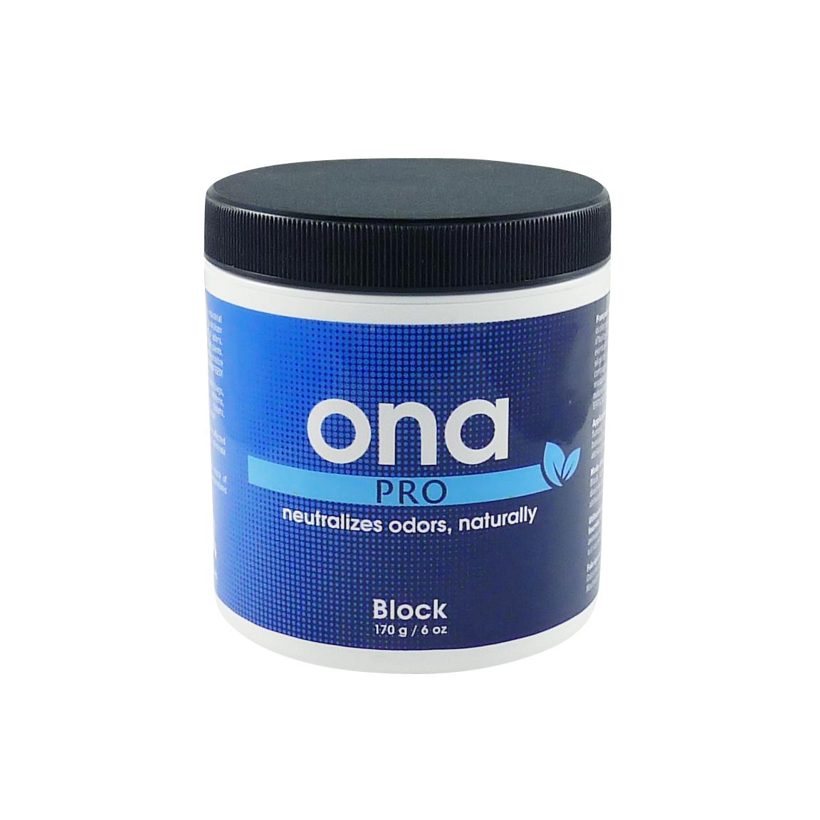 ONA Block, pohlcovač zápachu 170g - PRO
