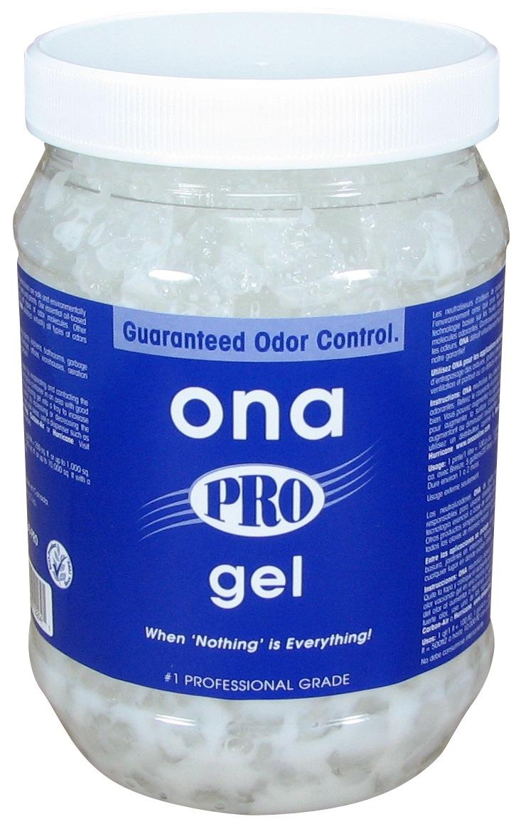 ONA Gel, pohlcovač zápachu - PRO 1l