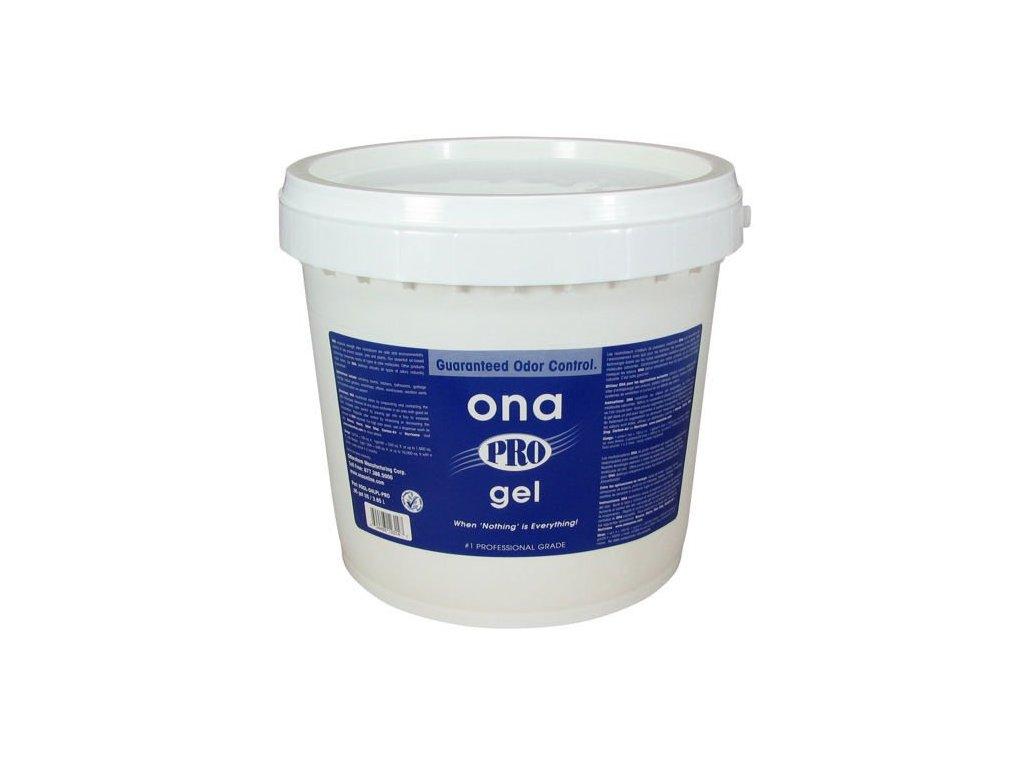 ONA Gel, pohlcovač zápachu - PRO 4l -plastový kýbl