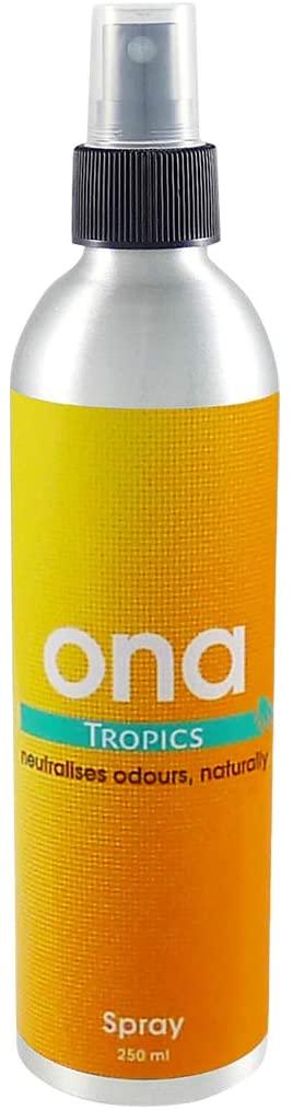 Osvěžovač vzduchu - sprej ONA Tropics 250ml
