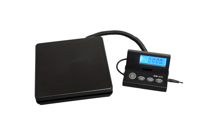 Stolní váha Postal Scale 50kg/2g, s adaptérem