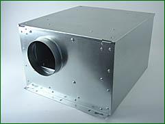Sonobox na ventilátor TORIN  1000 m3/hodrn