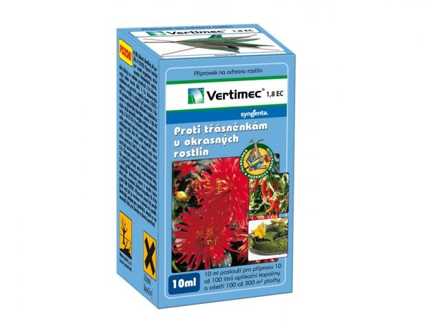 Vertimec 1,8 EC 10ml, insekticid