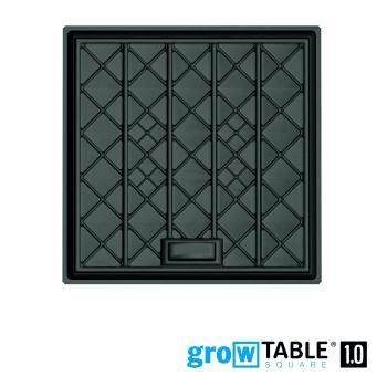 Grow Table pro 1.0, samotná pěstební deska