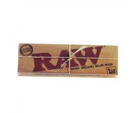 Papírky RAW 1 1/4 50ks v balení