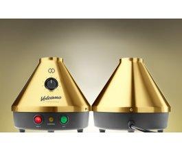 Vaporizér Volcano Classic Gold, speciální zlatá edice