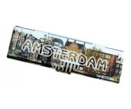 Obal na King size papírky Amsterdam baráčky