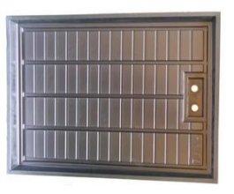 EBB&FLOW DUMA napouštěcí stůl černý, 100x75x7,5cm
