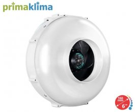 Ventilátor Prima Klima PK160 MES-2, 420/800m3/h