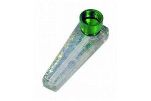 Akrylová dýmka Hologram, 8cm