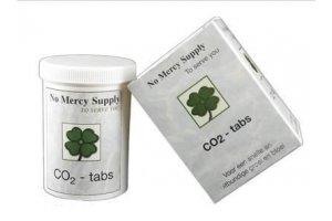 CO2 Tablety No Mercy - 60Ks
