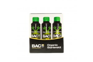 B.A.C. Organic Starter Kit Small