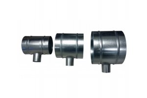 Dimlux T-Spoj 125/50/125mm