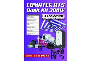 LUMATEK ATTIS BASIC KIT 300W LED