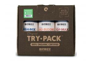 BioBizz Trypack Outdoor, 3x250ml