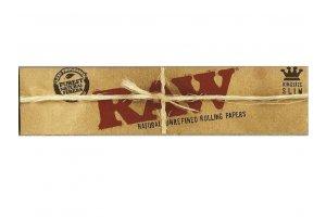 Papírky RAW CLASSIC King Size SLIM 32ks v balení