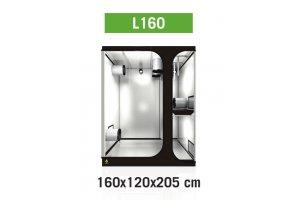 Dark Room Lodge L160 R2.6, 160x120x205cm