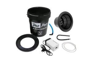 DWC Pot Neptune Hydroponics - hydroponický systém