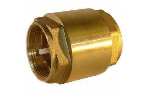 Zpětný ventil mosazný k A-POMP, průměr 25mm, 16atm.