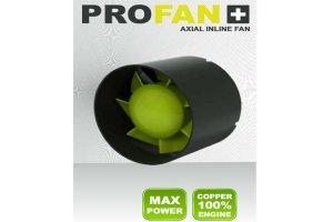 Garden High PRO - PROFAN Axial Inline Fan 100mm, 107m3/h