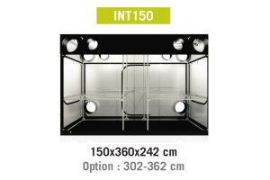 Dark Room Intense 150 R3.0, 150x300x215cm