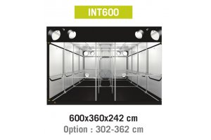 Dark Room Intense 600 R3.0, 600x360x242cm